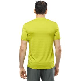 Salomon XA T-shirt Herrer, citronell